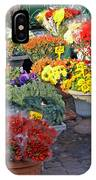 Campo De' Fiori IPhone Case