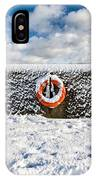 Can You Drown In Snow? IPhone Case