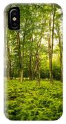 Canaan Path IPhone Case