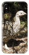 Canada Grouse IPhone Case