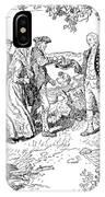 Canada: Loyalists, 1784 IPhone Case