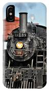Canadian National Railway 89 IPhone Case