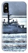 Canadian Navy Nanaimo M M702 IPhone Case