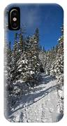 Canadian Winter Wonderland.. IPhone Case