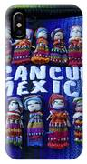 Cancun Souvenirs Mexico IPhone Case