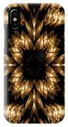 Candles Abstract 5 IPhone Case