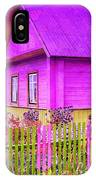 Candy Cottage - Featured In Comfortable Art Group IPhone Case