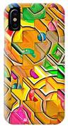 Candy - Lolly Pop Abstract  IPhone Case