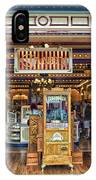 Candy Shop Main Street Disneyland 01 IPhone Case