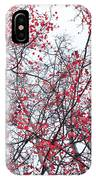 Canopy Trees IPhone Case