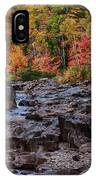 Canyon Color Rushing Waters IPhone Case