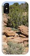 Canyon De Chelly - A Blend Of Cultures IPhone Case