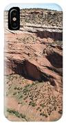 Canyon De Chelly I IPhone Case