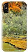 Canyon De Chelly - Spring I IPhone Case