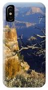 Canyon Foliage IPhone Case
