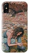 Canyon Hike IPhone Case