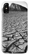 Canyon Lake Bed IPhone Case
