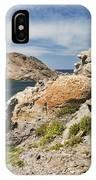 Cap De Creus 3 IPhone Case