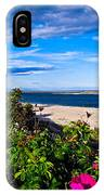 Cape Cod Beach IPhone Case