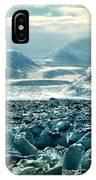 Cape Hallett Ross Sea Antarctica IPhone Case