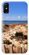 Cape Henlopen Overlook IPhone Case