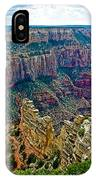 Cape Royal On North Rim Of Grand Canyon-arizona IPhone Case