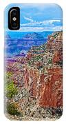 Cape Royal Three On North Rim Of Grand Canyon-arizona IPhone Case