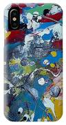 Capillary Attraction  IPhone Case
