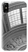 Capitol Architecture - Bw IPhone Case