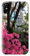 Capitol Hill Azaleas IPhone Case