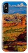 Capitol Reef Landscape IPhone Case