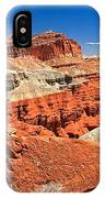 Capitol Reef Waterpocket Fold IPhone Case