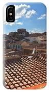 Capoliveri Against The Sun - Elba Island IPhone Case
