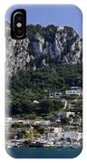 Capri Italy IPhone Case