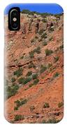 Caprock Canyon 3 IPhone Case