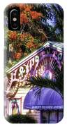 Captiva Antiques IPhone Case