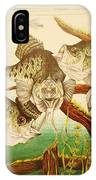 Captivating Crappies IPhone Case