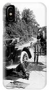 Car And Carriage, 1914 IPhone Case
