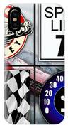 Speed Demon Art For Boys And Men IPhone Case