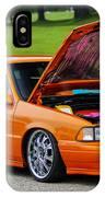 Car Show 026 IPhone Case