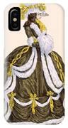 Caramel Dress For Presentation IPhone Case