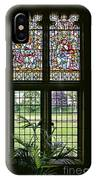 Cardiff Castle Window 8355 IPhone Case