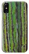Cardon Cactus Texture. IPhone Case