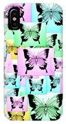 Carefree Butterflies IPhone Case