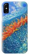 Caribbean Ballet IPhone Case