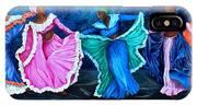 Caribbean Folk Dancers IPhone Case