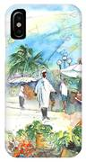 Caribbean Market IPhone Case