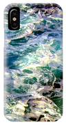 Caribbean Waters IPhone Case