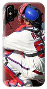 Carlos Ruiz IPhone Case