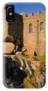 Carn Brea Castle IPhone Case
